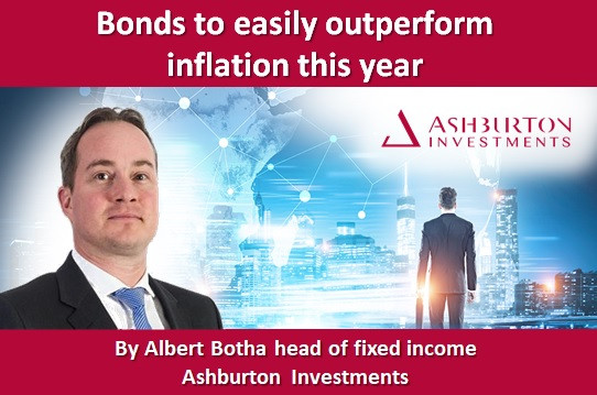 Bonds to easily outperform inflation this year