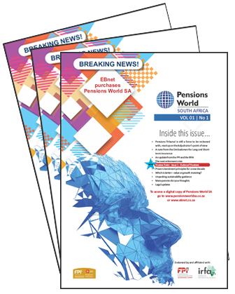 Pensions World SA Q1 2020