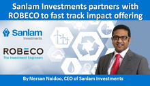 Sanlam Investments partners with ROBECO to fast track impact offering