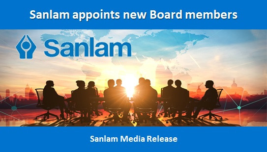 Sanlam appoints new Board members in line with proactive approach to enhance governance, transformat