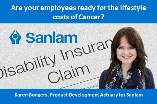 Are your employees ready for the lifestyle costs of Cancer?