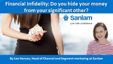 Financial Infidelity: Do you hide your money from your significant other?
