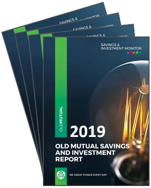 Old Mutual Savings Investment Report 2019