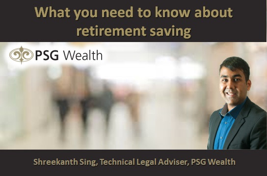 What you need to know about retirement saving