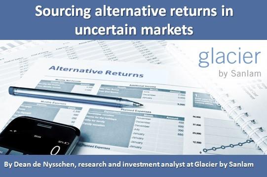 Sourcing alternative returns in uncertain markets
