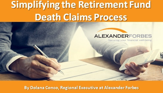 Simplifying the Retirement Fund Death Claims Process