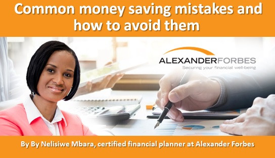 Common money saving mistakes and how to avoid them