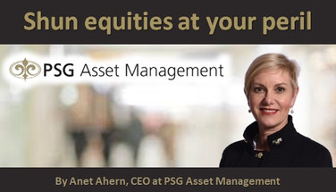 Shun equities at your peril