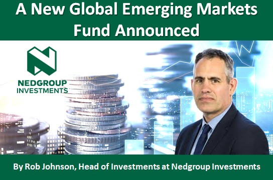 A New Global Emerging Markets Fund Announced