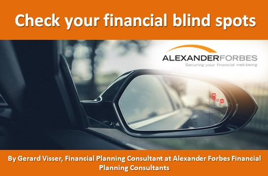 Check your financial blind spots