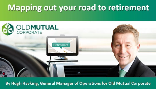 Mapping out your road to retirement