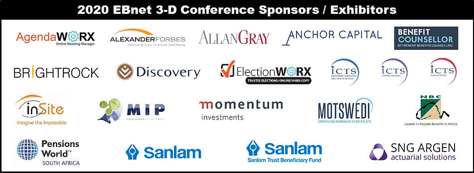 2020 EBnet 3 D Technology Conference Spo