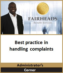 Best practice in handling complaints pic