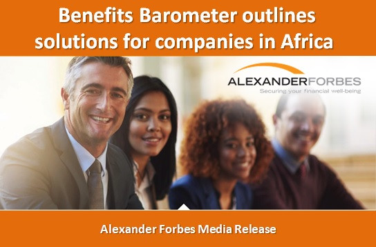 Benefits Barometer outlines solutions for companies in Africa
