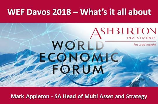 Davos 2018 – What's it all about?