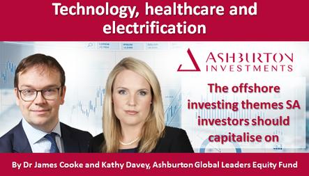 Technology, healthcare & electrification