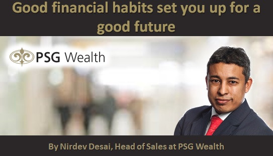Good financial habits set you up for a good future