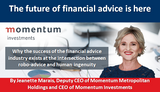 The future of financial advice is here