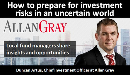 How to prepare for investment risks in an uncertain world