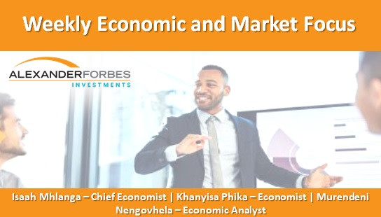 Weekly Economic and Market Focus