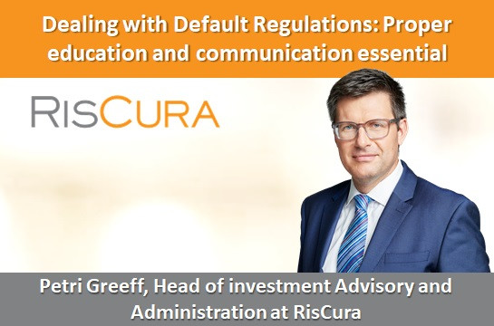 Dealing with Default Regulations: Proper education and communication essential