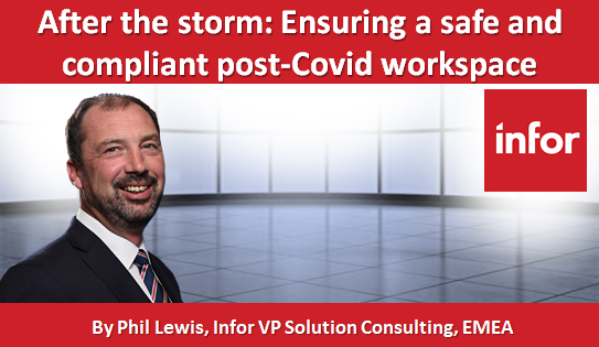 After the storm: Ensuring a safe and compliant post-Covid workspace