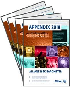 Allianz Risk Barometer 2018 APPENDIX