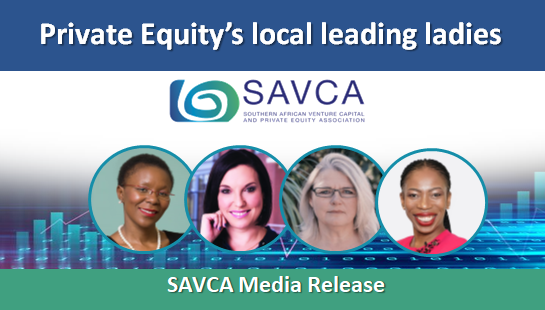 Private Equity's local leading ladies