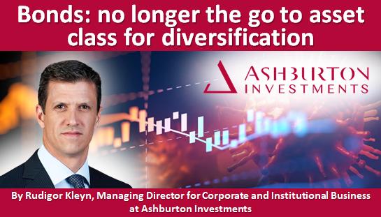 Bonds: no longer the go to asset class for diversification