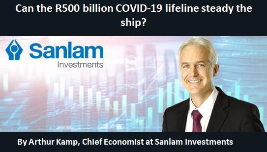 Can the R500 billion COVID-19 lifeline steady the ship?