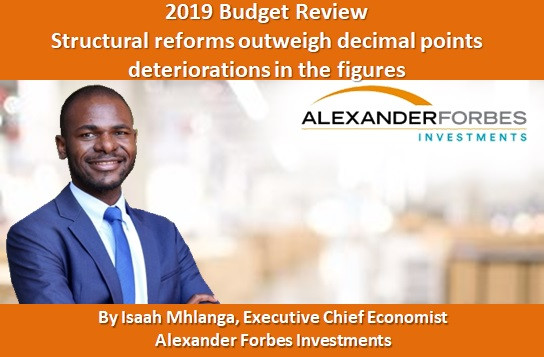 2019 Budget Review - Structural reforms outweigh decimal points deteriorations in the figures
