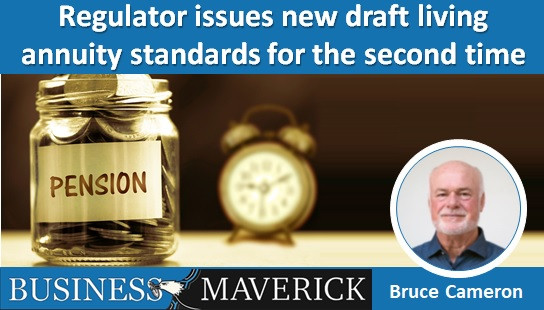 Regulator issues new draft living annuity standards for the second time
