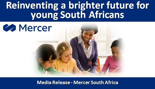 Reinventing a brighter future for young South Africans