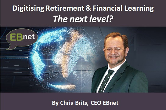 Digitising Retirement & Financial Learning - The next level?