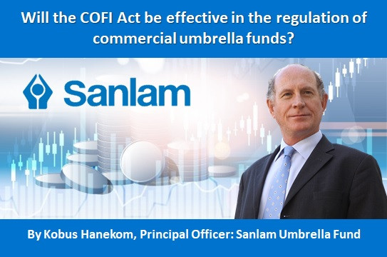 Will the COFI Act be effective in the regulation of commercial umbrella funds?