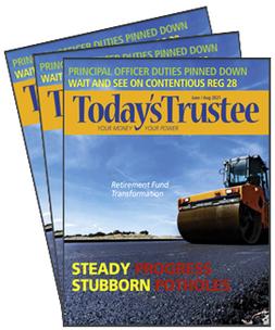 Today's Trustee June - Aug 2021