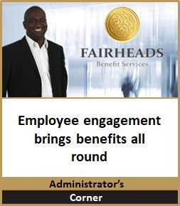 Employee engagement brings benefits all round