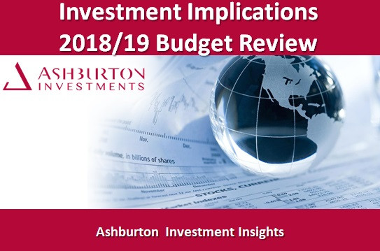Investment Implications - 2018/19 Budget Review