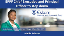 EPPF Chief Executive and Principal Officer to step down
