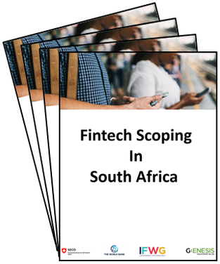 Fintech Scoping in South Africa