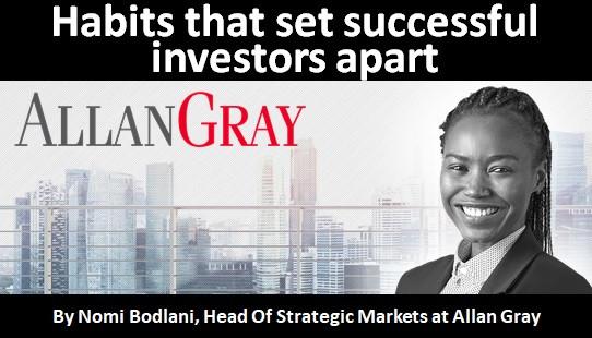 Habits that set successful investors apart