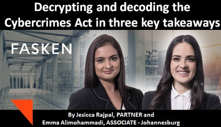 Decrypting and decoding the Cybercrimes Act in three key takeaways