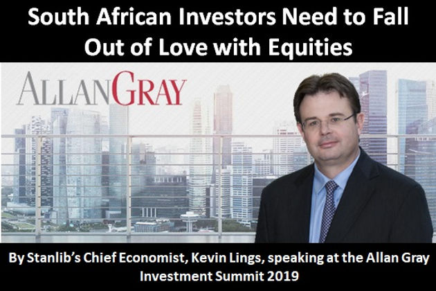 South African Investors Need to Fall Out of Love with Equities