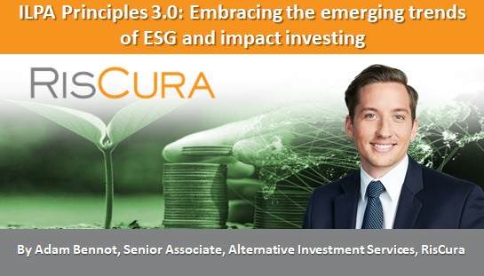 ILPA Principles 3.0: Embracing the emerging trends of ESG and impact investing