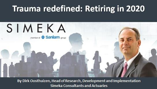 Trauma redefined: Retiring in 2020
