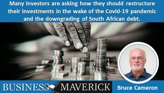 Many investors are asking how they should restructure their investments in the wake of the Covid-19