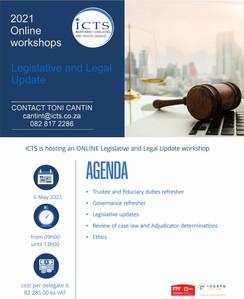 Legislative and Legal Update - 06th May