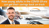 How young adults in the COVID-19 era can get their savings back on track