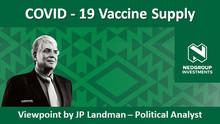 COVID - 19 Vaccine Supply