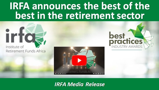 IRFA announces the best of the best in the retirement sector